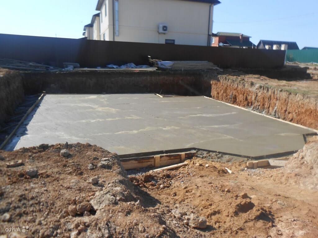 Бетон анапа воскресенский бетонной смеси фото